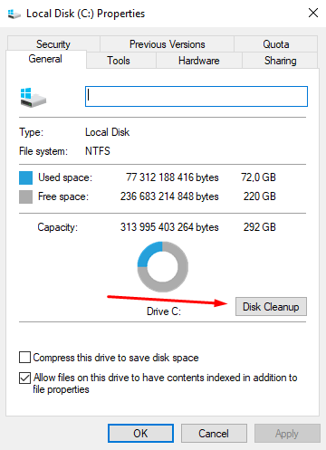 How to clean up your pc from unnecessary files