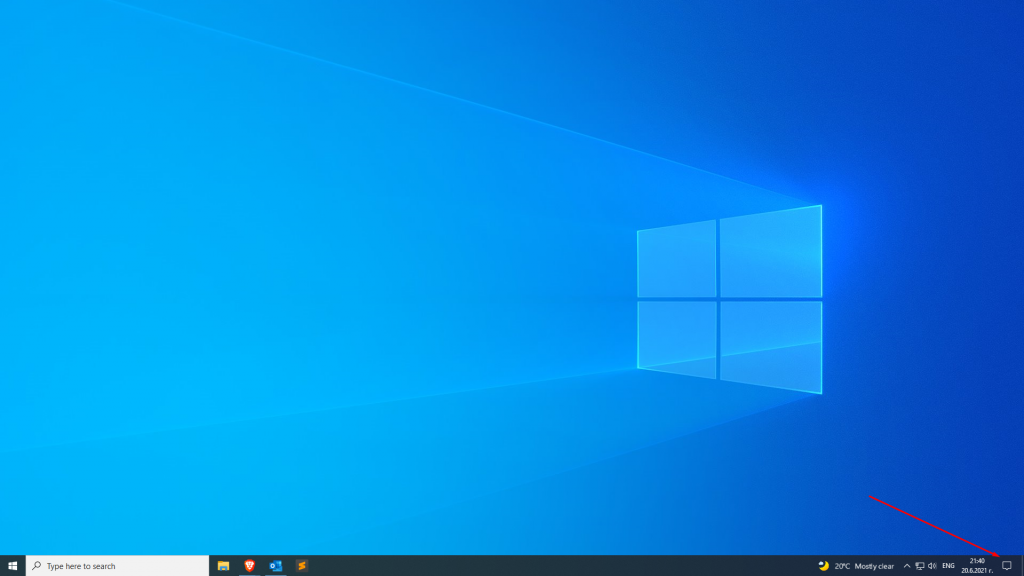 How to stop the notifications in Windows 10